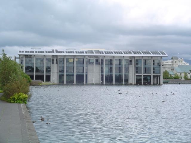 Rådhuset i Reykjavik