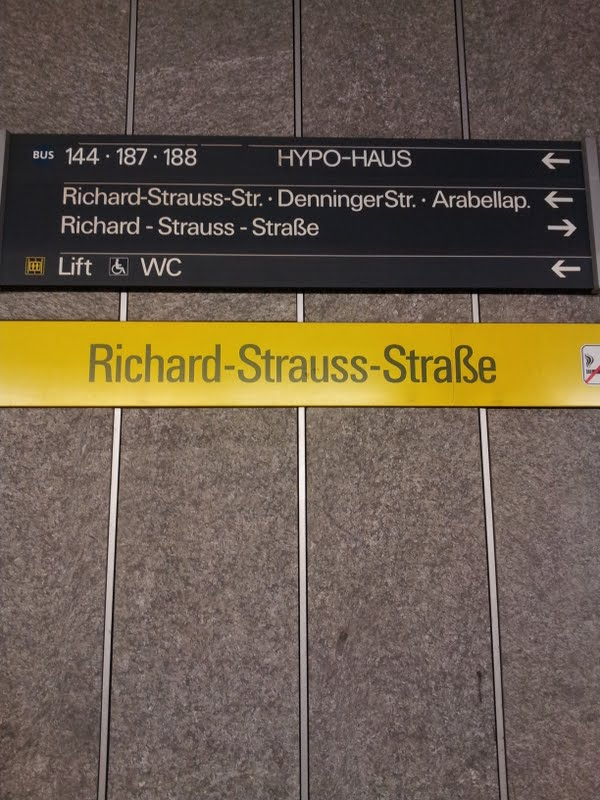 richard strauss strasse