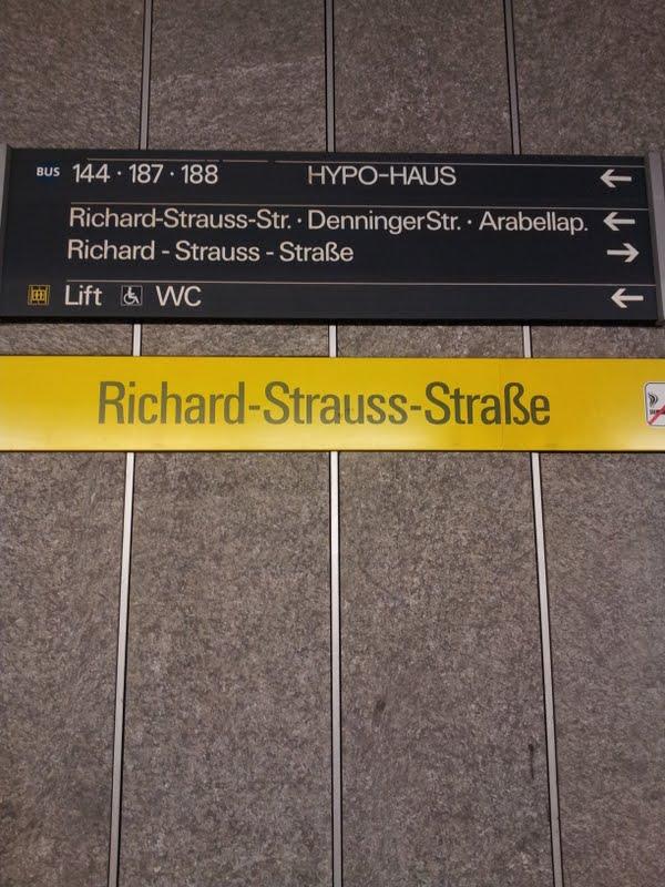 richard strauss strasse