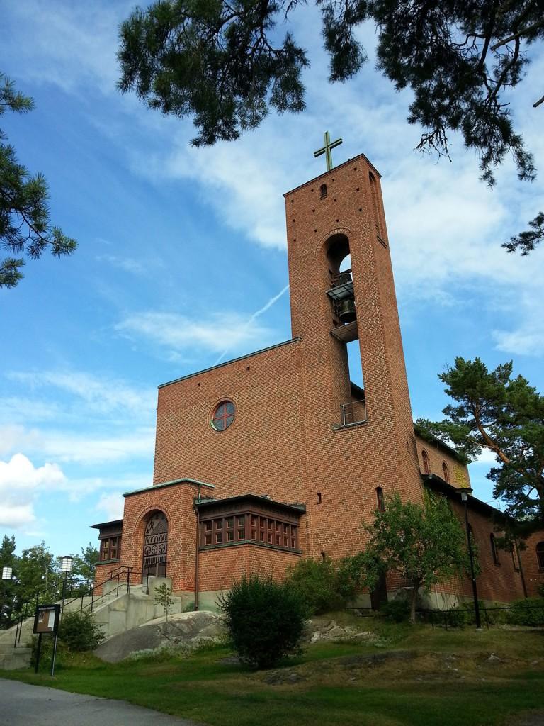 vasterledskyrkan-front